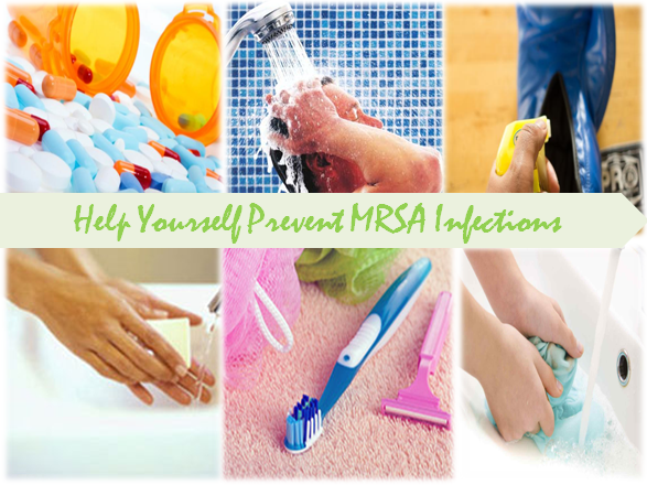 Help Yourself Prevent MRSA Infections
