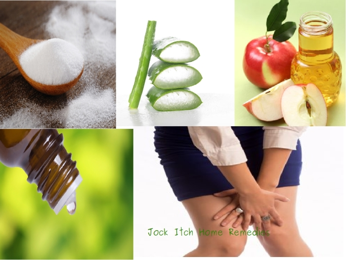 Jock Itch Home Remedies